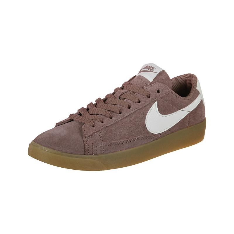 more photos 3b054 1bf0f Nike Wmns Blazer Low Suede