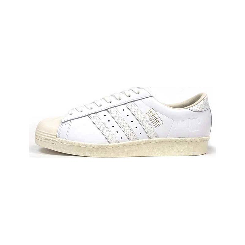 Adidas Undefeated Superstar 80S 10TH