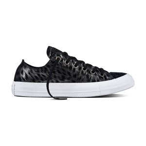 Converse Chuck Taylor All Star Shimmer Suede Ox 1