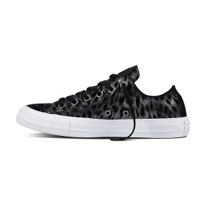 Converse Chuck Taylor All Star Shimmer Suede Ox 2