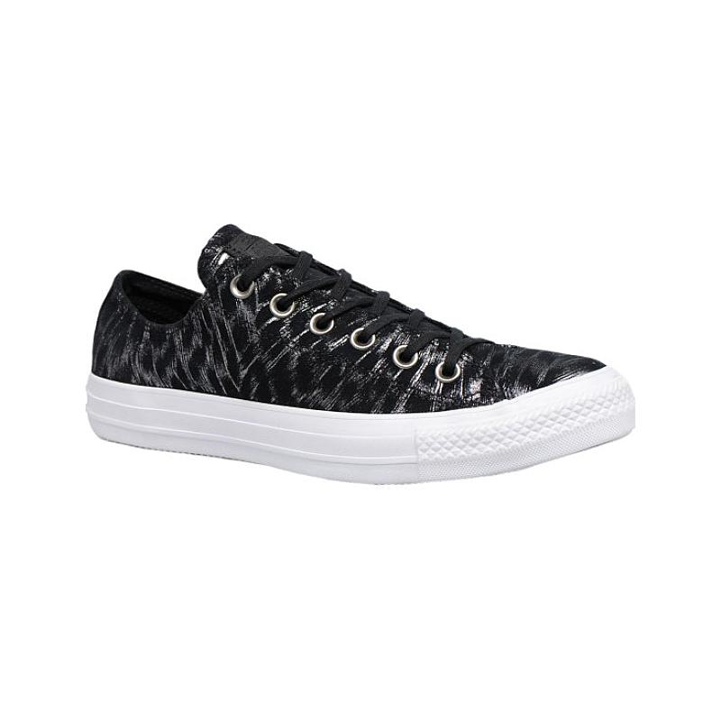 Converse Chuck Taylor All Star Shimmer Suede Ox 558000C