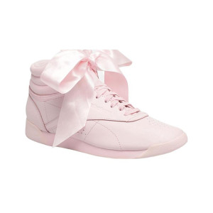 Reebok Freestyle Hi Satin Bow 0