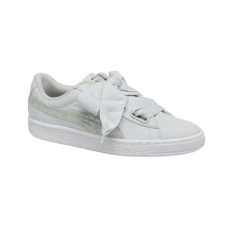 Puma Basket Heart Canvas 366495-03
