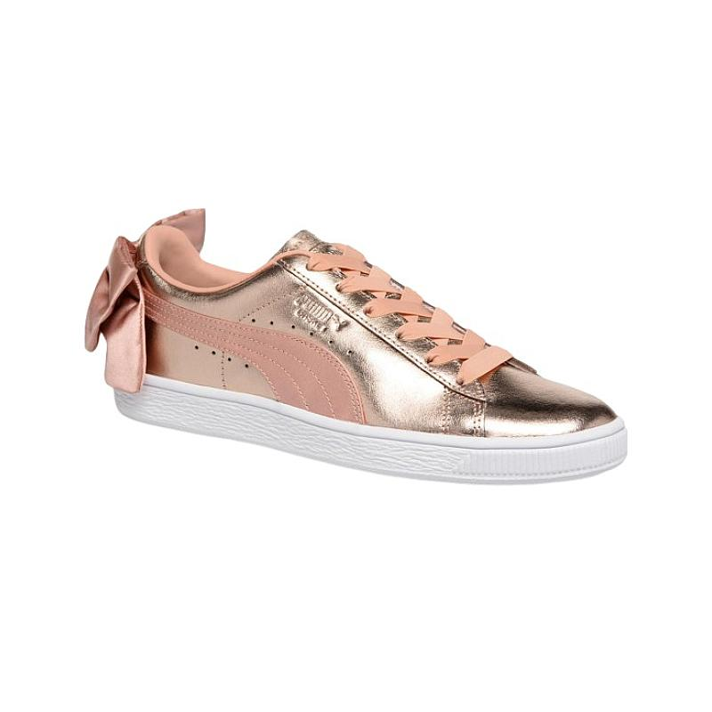 Puma Basket Bow Luxe 367851-01