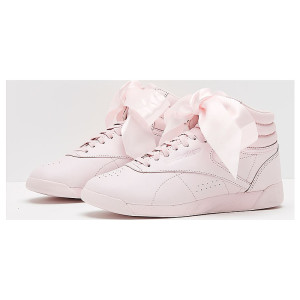 Reebok Freestyle Hi Satin Bow 1