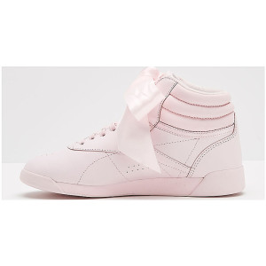 Reebok Freestyle Hi Satin Bow 2