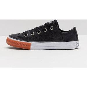 Converse Chuck Taylor All Star Leather Top 2